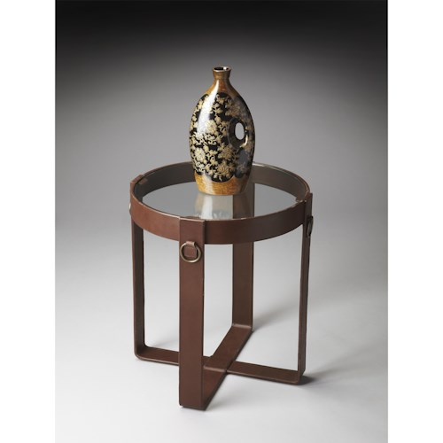 Butler Specialty Company Modern Expressions Lamp Table