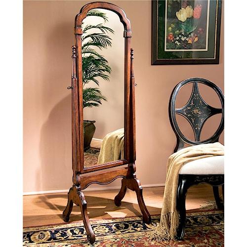 Butler Specialty Company Occasionals Cheval Mirror