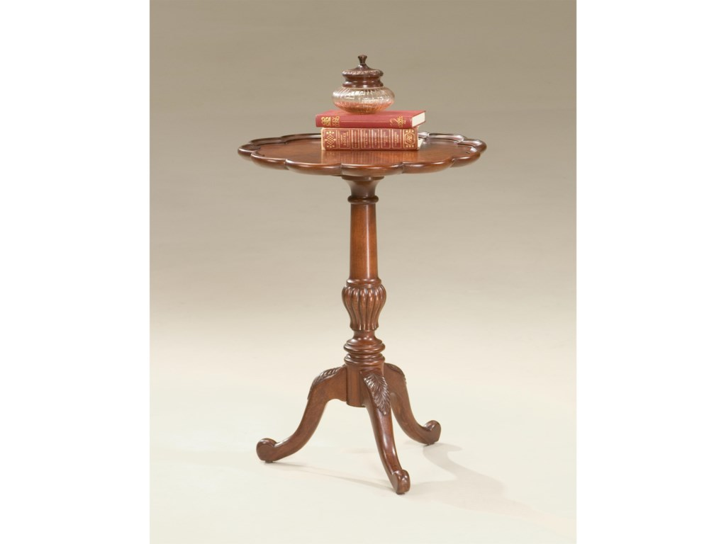 Butler Specialty Company Plantation CherryPedestal Table