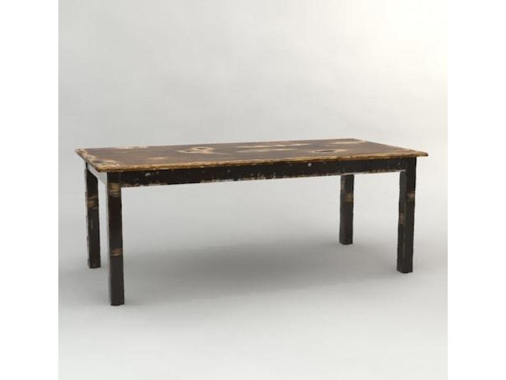 Canadel Champlain - Custom DiningTraditional Rectangular Dining Table