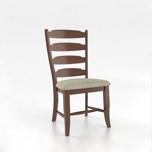 Canadel Custom Dining - Customized Ladderback Side Chair