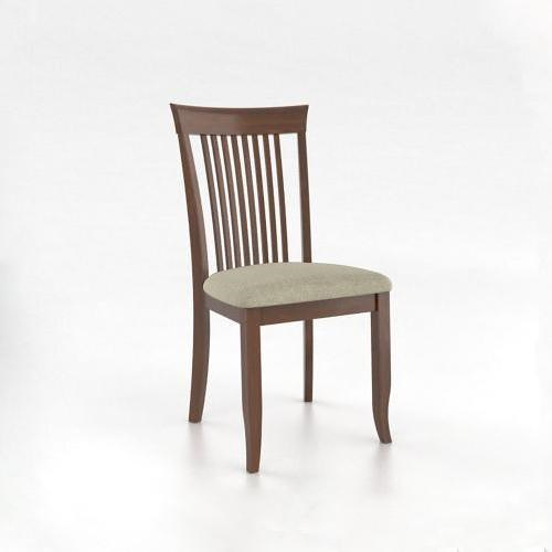 Canadel Custom Dining - Customized Slat Back Side Chair