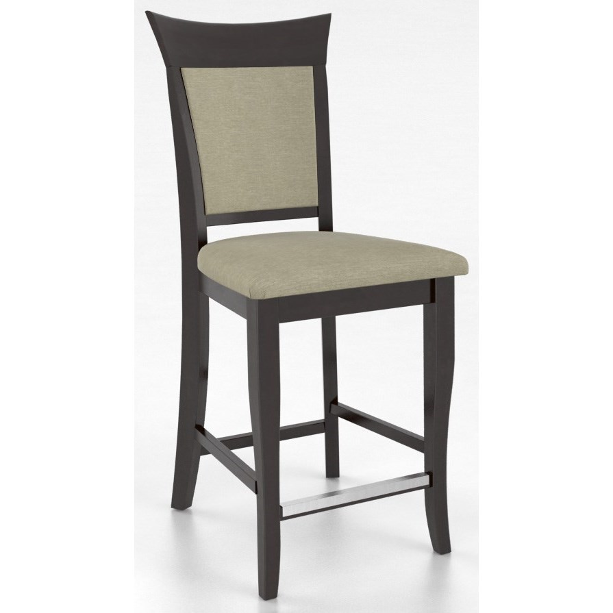 Canadel Bar StoolsCustomizable 24  Canadel Bar Stools11