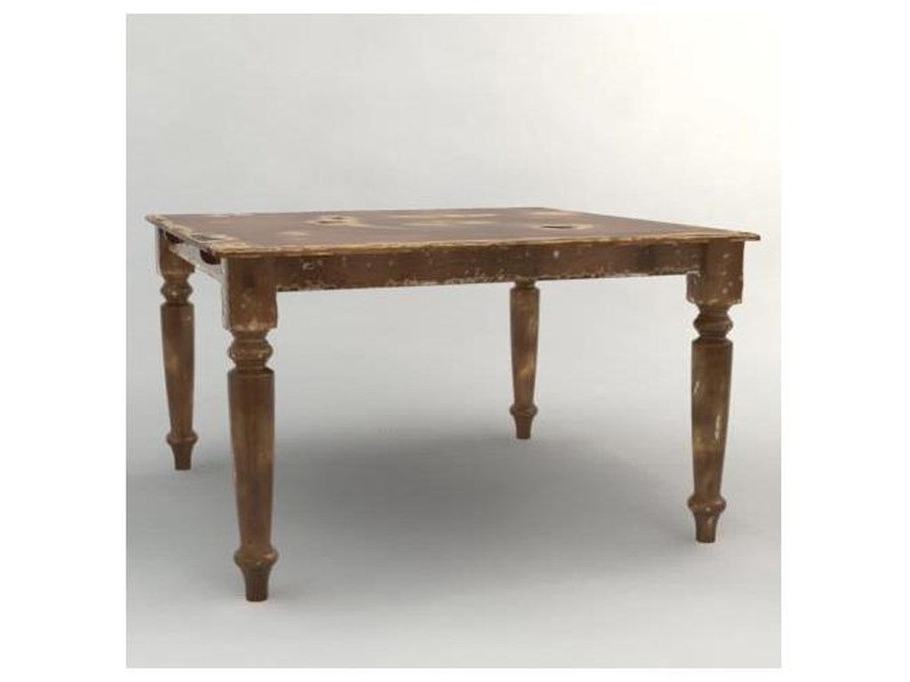 Canadel Champlain - Custom Dining<b>Customizable</b> Counter Table