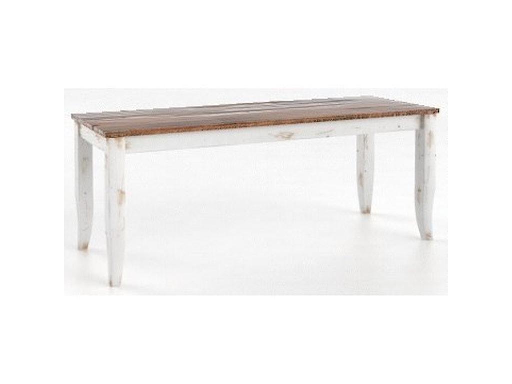 Canadel Champlain - Custom DiningCustomizable Bench