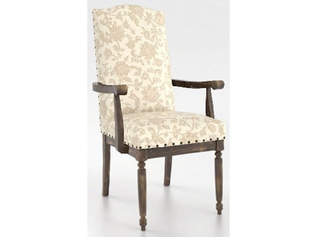 Canadel Champlain - Custom DiningCustomizable Arm Chair
