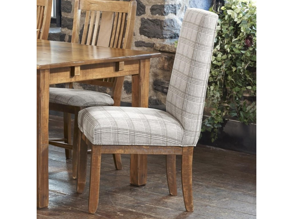 Canadel ChamplainCustomizable Upholstered Side Chair
