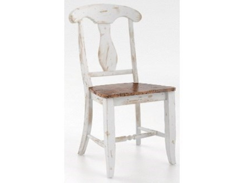 Canadel Champlain - Custom DiningCustomizable Dining Chair