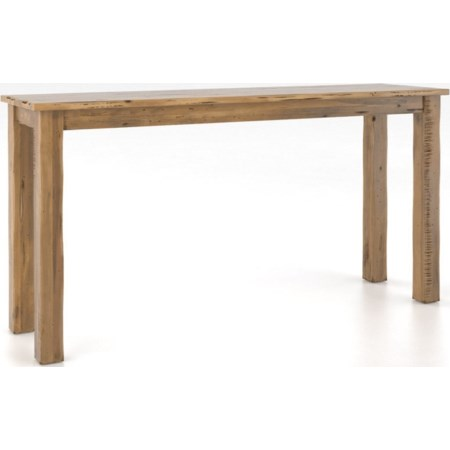 Customizable Rectangular Sofa Table