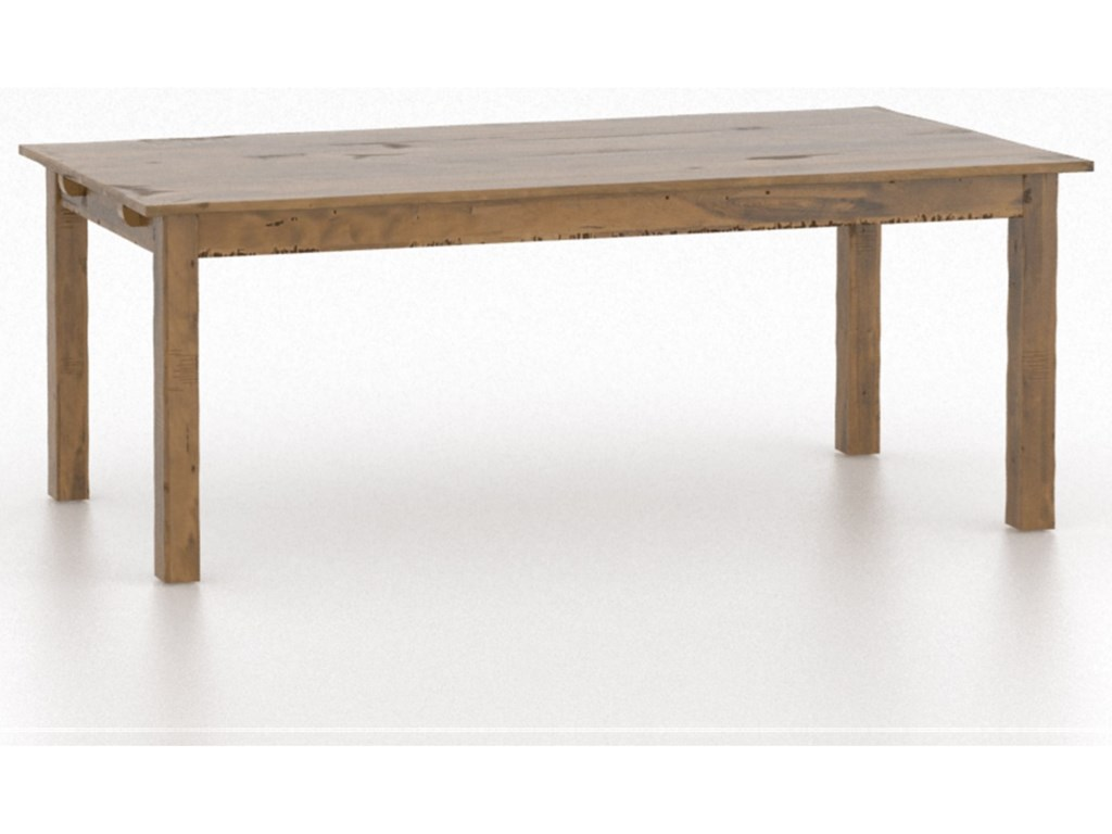 Canadel ChamplainCustomizable Rectangular Table