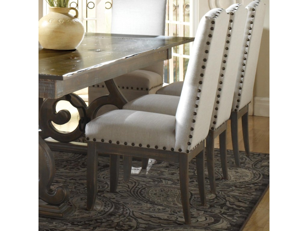 Canadel Champlain - Custom Dining<b>Customizable</b> Upholstered Side Chair