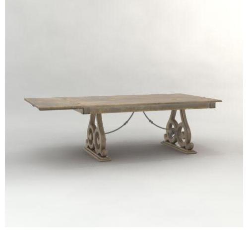 Canadel Champlain - Custom Dining<b>Customizable</b> Rectangular Table