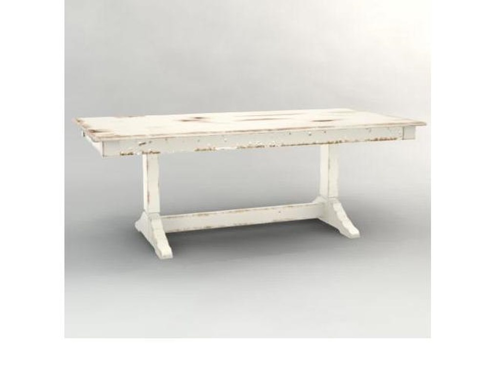 Canadel Champlain - Custom Dining<b>Customizable</b> Rectangular Table