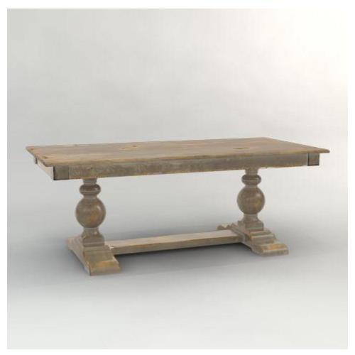 Canadel Champlain - Custom Dining<b>Customizable</b> Rectangular Table Set