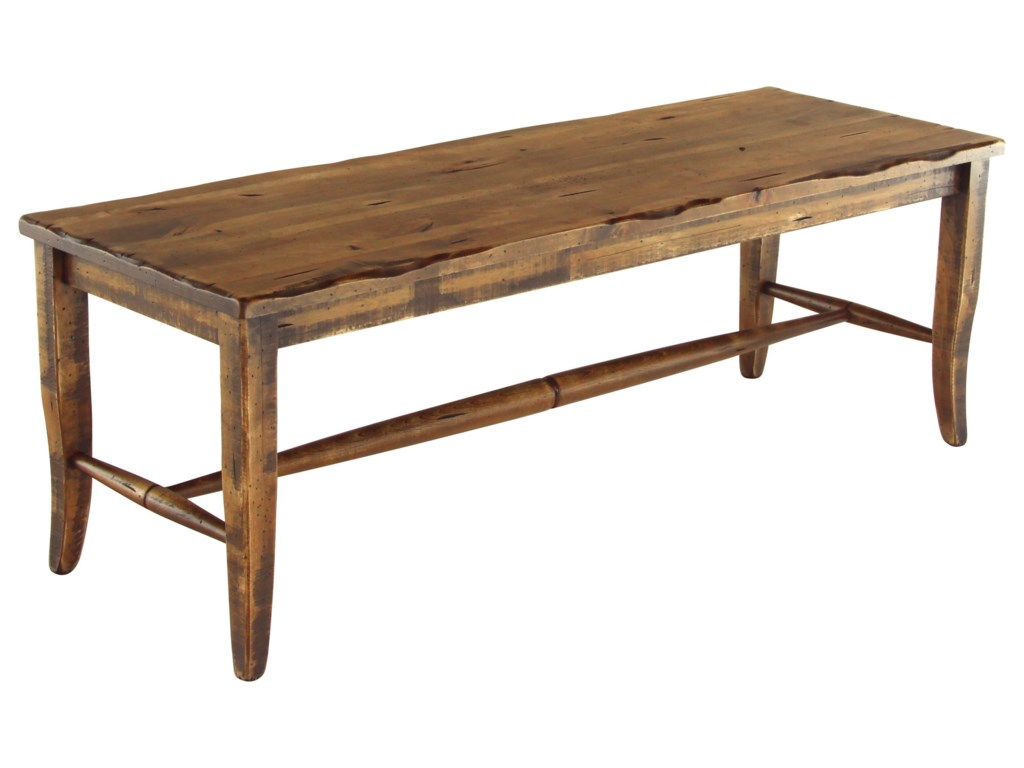 Canadel Champlain - Custom Dining<b>Customizable</b> Backless Bench