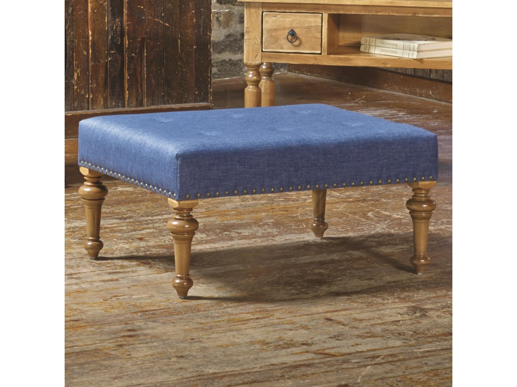 Canadel Champlain - Living<b>Customizable</b> Rectangular Ottoman