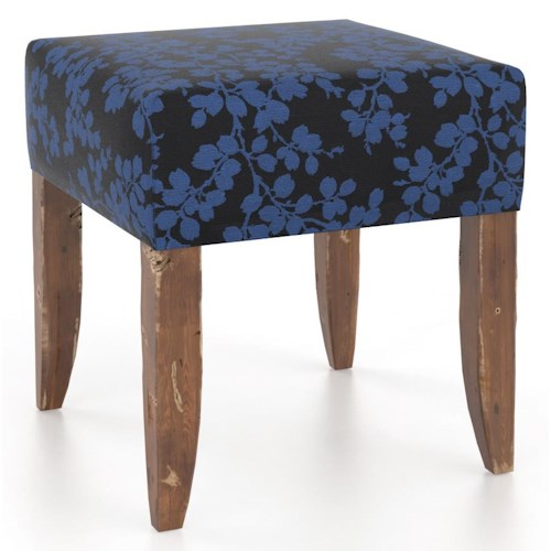 Canadel Champlain - Living Customizable Square Ottoman