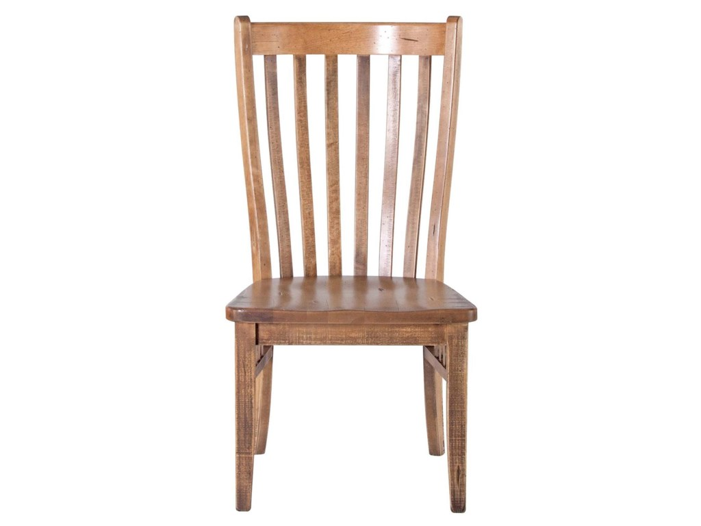 Canadel Champlain - Custom Dining<b>Customizable</b> Slat Back Side Chair