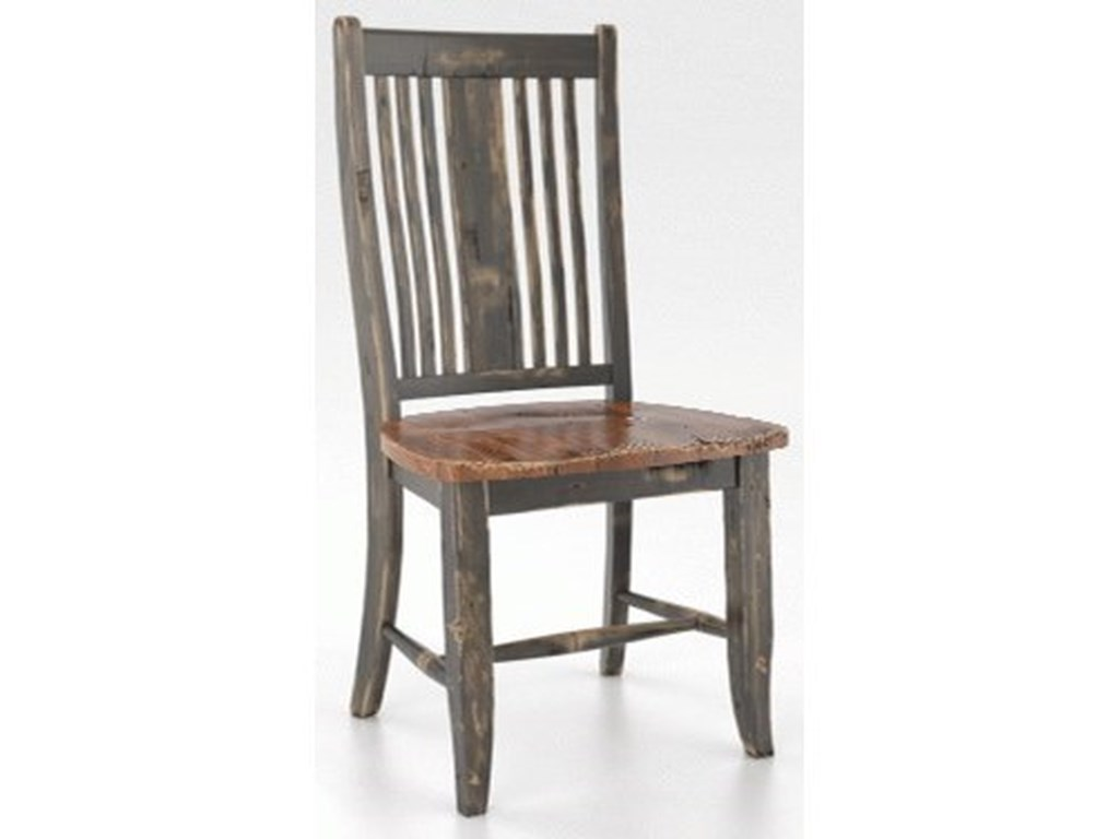 Canadel Champlain - Custom DiningCustomizable Dining Side Chair