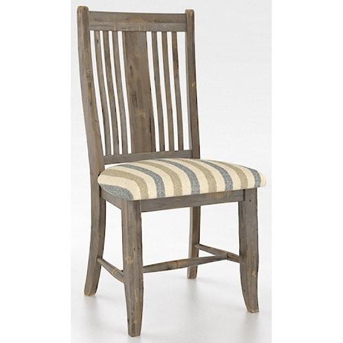 Canadel Champlain - Custom Dining Customizable Side Chair