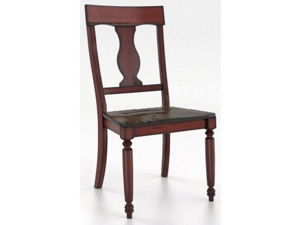 Canadel Champlain - Custom DiningCustomizable Side Chair