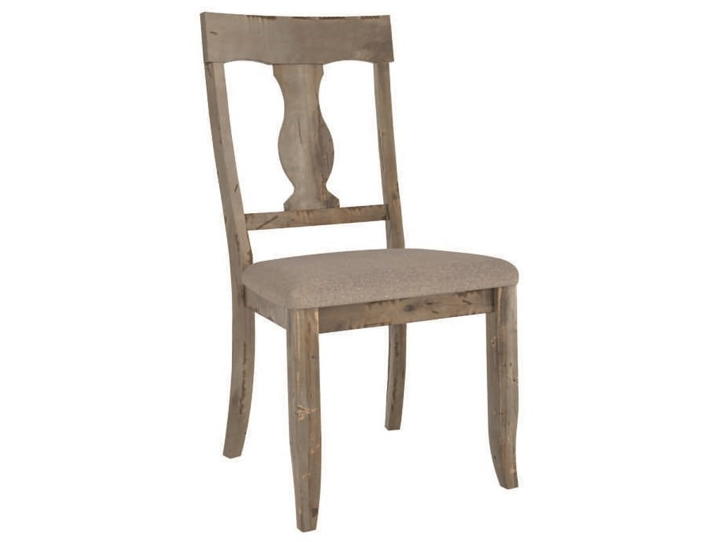 Canadel Champlain - Custom DiningCustomizable Upholstered Side Chair
