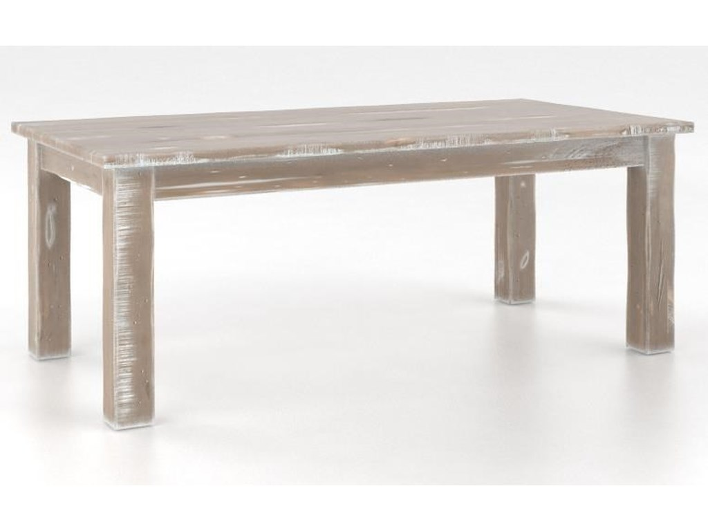 Canadel Champlain - Custom Dining<b>Customizable</b> Coffee Table