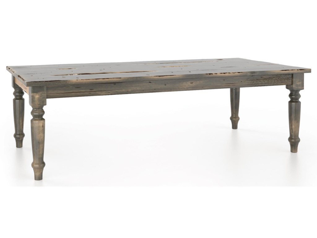 Canadel Champlain - Living<b>Customizable</b> Coffee Table