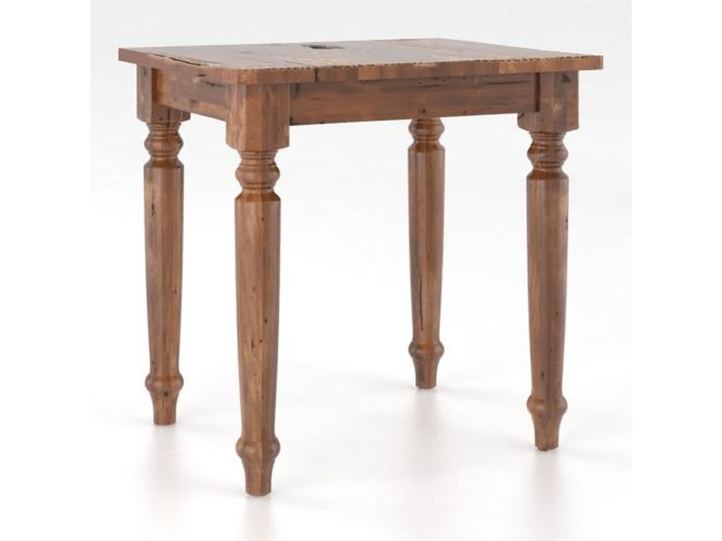 Canadel Champlain - Living<b>Customizable</b> End Table