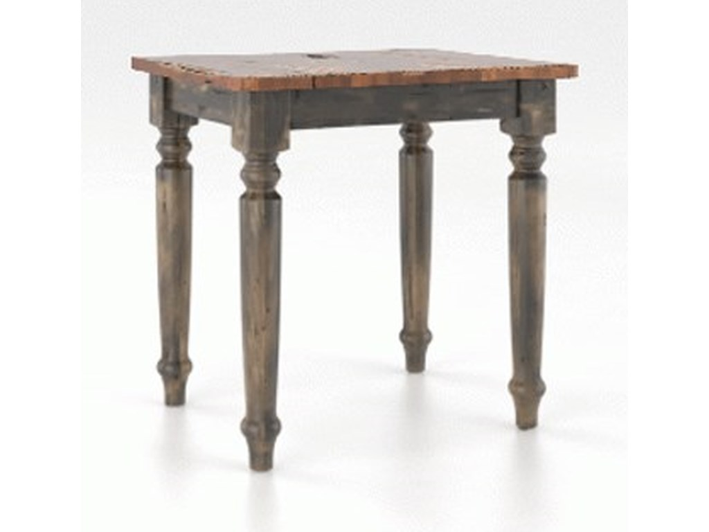 Canadel Champlain - Custom DiningCustomizable End Table