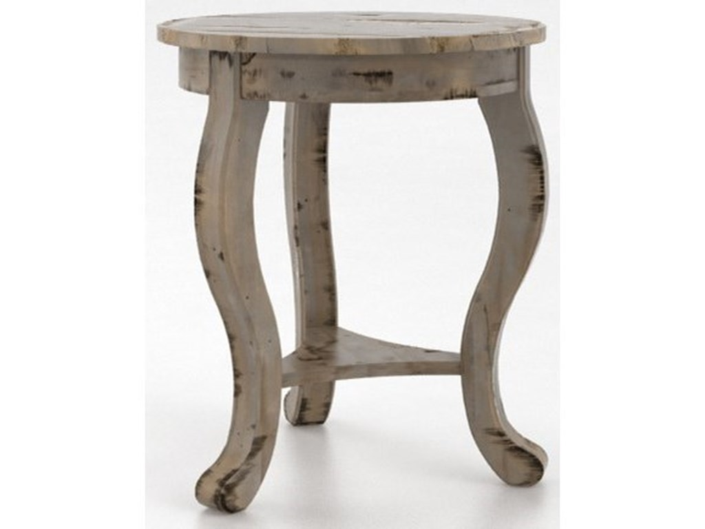 Canadel Champlain - LivingCustomizable End Table