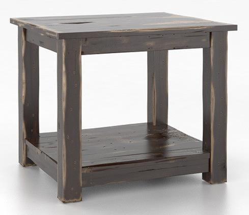 Canadel Champlain - Living<b>Customizable</b> End Table
