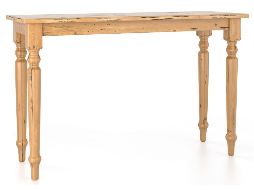 Canadel Champlain - Living<b>Customizable</b> Sofa Table