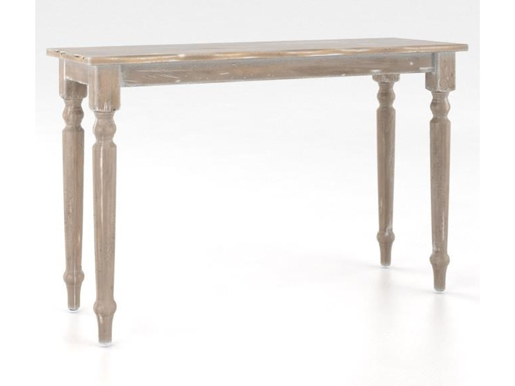 Canadel Champlain - LivingCustomizable Sofa Table