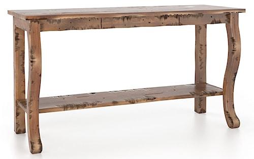 Canadel Champlain - Living Customizable Sofa Table