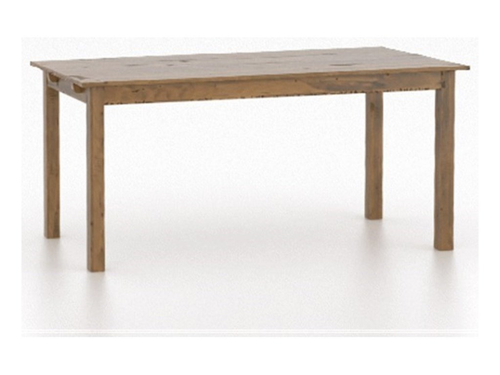 Canadel Champlain - Custom Dining<b>Customizable</b> Gathering Height Table