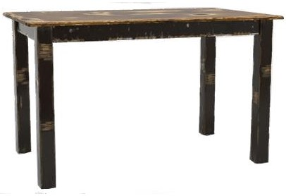 Canadel Champlain - Custom Dining Customizable Rectangular Counter Height Table