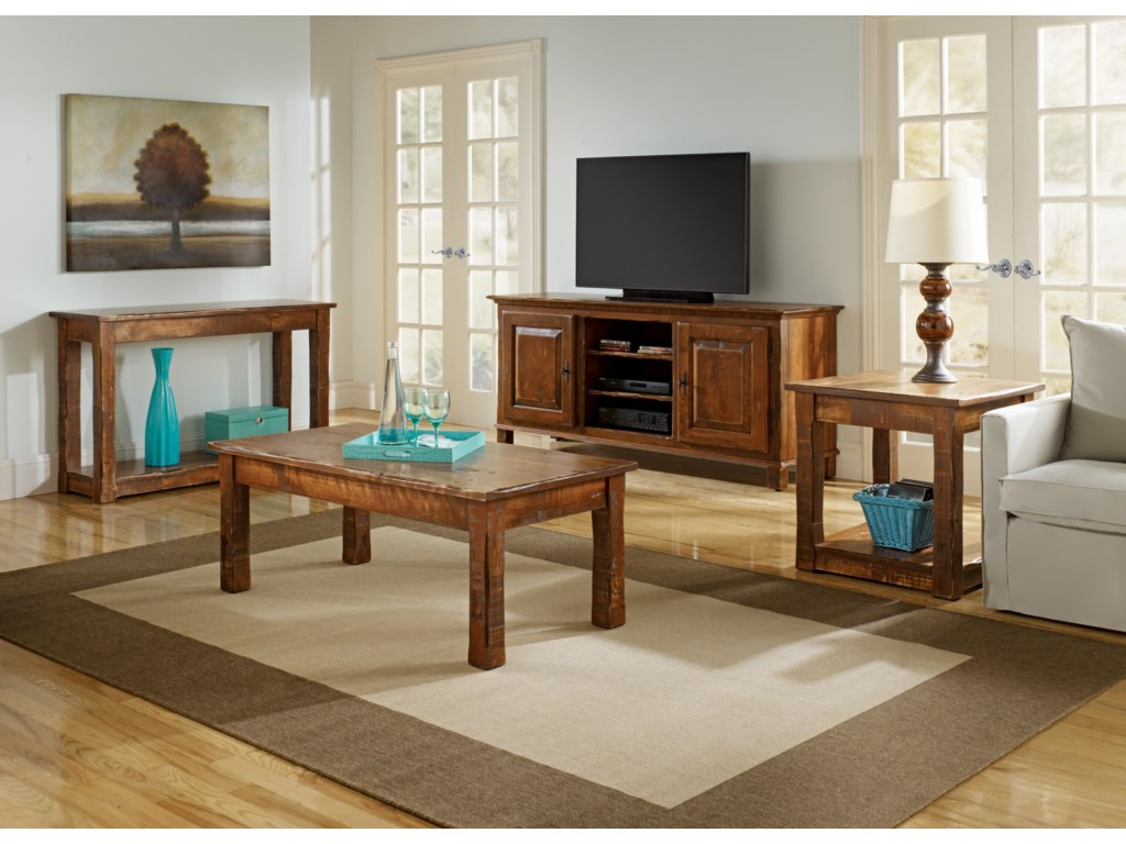 Canadel Champlain - Living<b>Customizable</b> Coffee Table