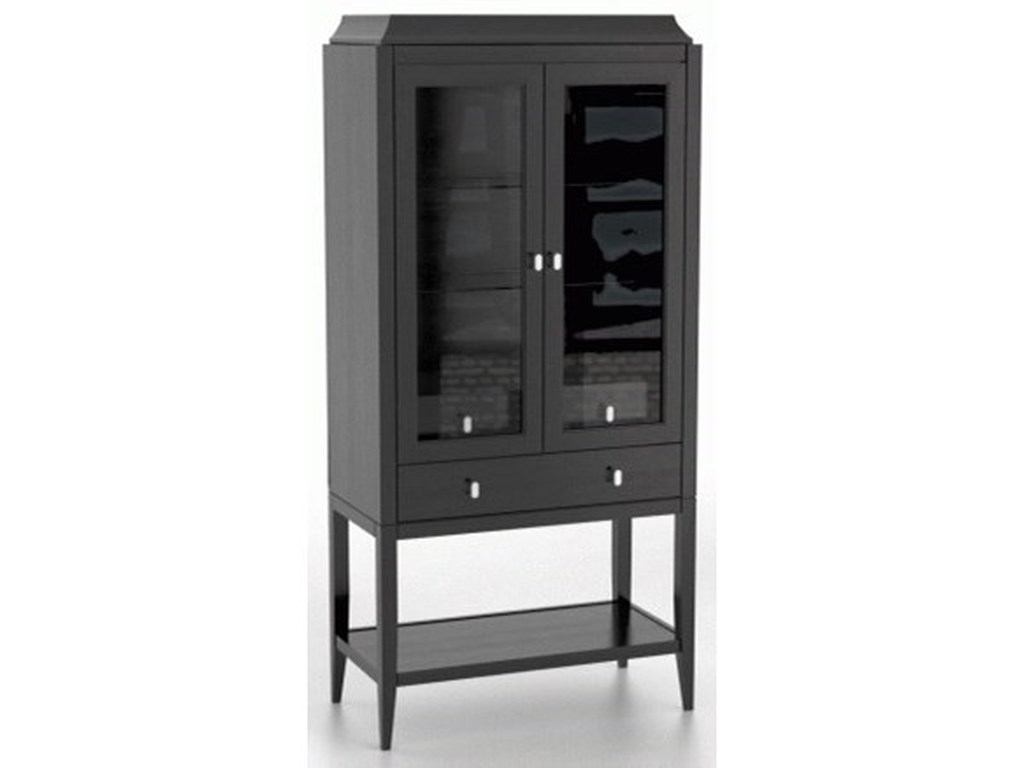 Canadel ClassicCustomizable Buffet/Display Cabinet