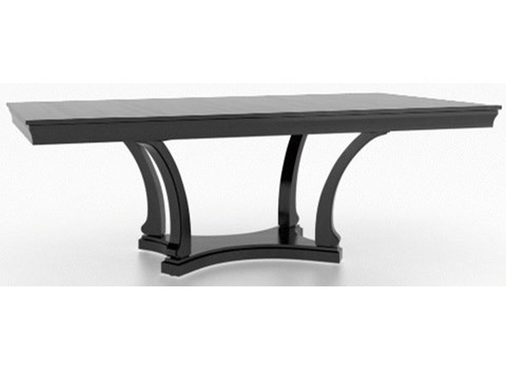 Canadel ClassicRectangular Dining Table Set