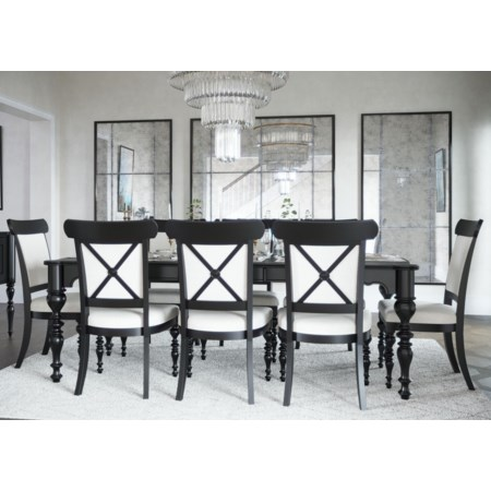 Rectangular Dining Table Set