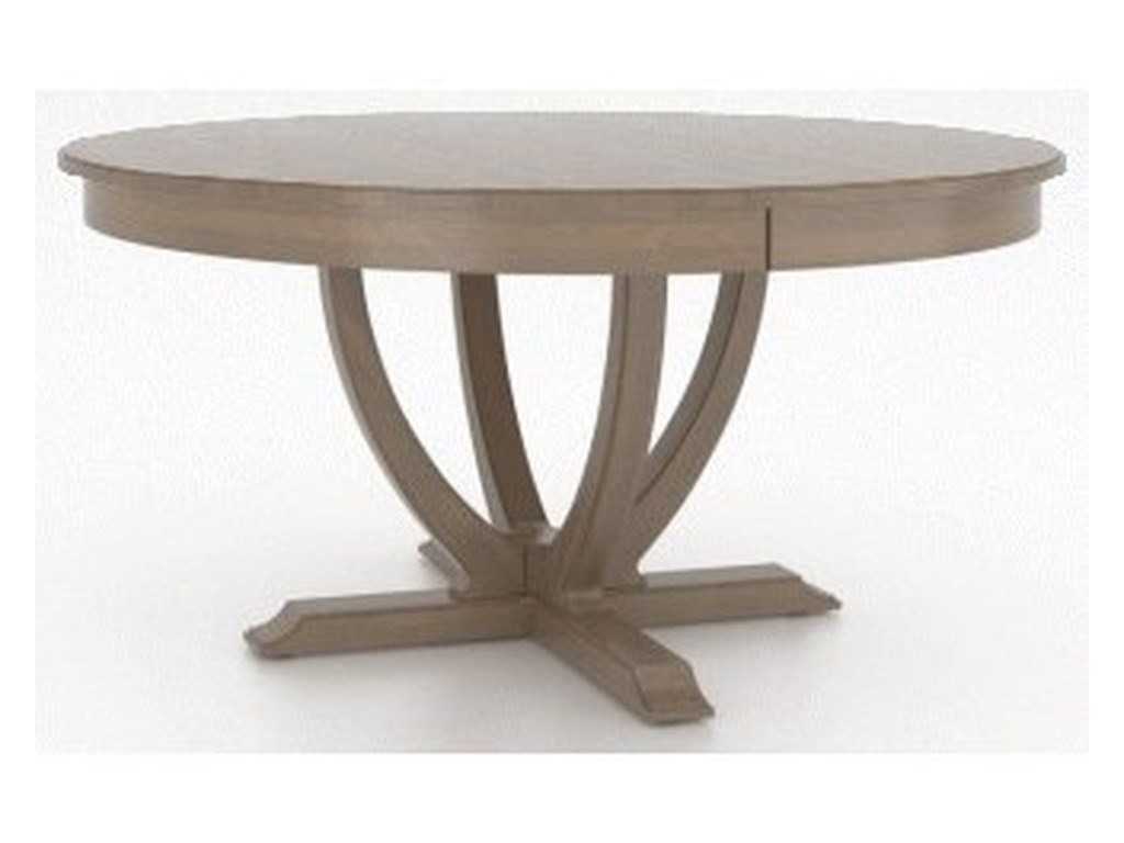 Canadel ClassicCustomizable Round Dining Table