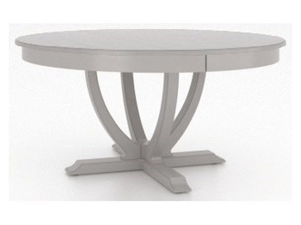 Canadel ClassicRound Dining Table Set