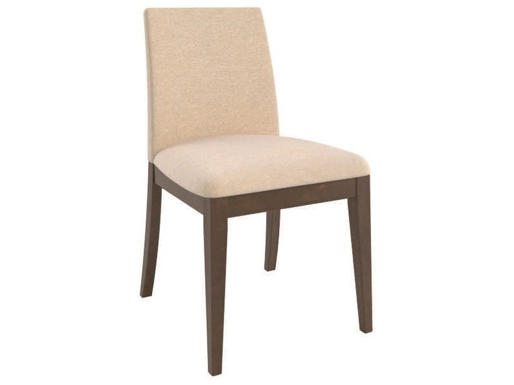 Canadel ContemporaryCustomizable Upholstered Side Chair