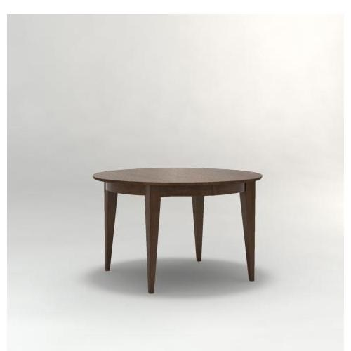 Canadel Custom Dining<b>Customizable</b> Round Table with Legs
