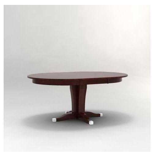 Canadel Custom Dining<b>Customizable</b> Round Table w/ Pedestal