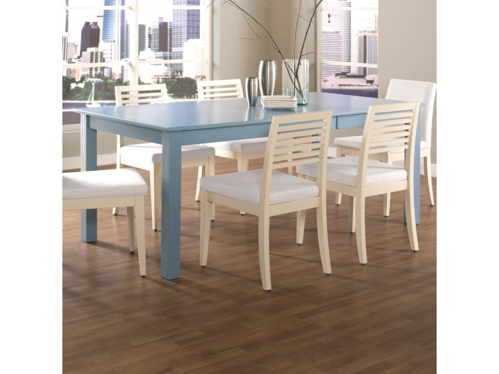 Canadel Custom Dining<b>Customizable</b> Rectangular Table
