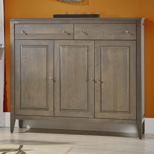 Canadel Custom Dining Customizable 54 Inch Buffet