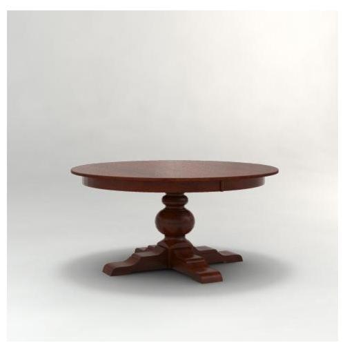 Canadel Custom Dining<b>Customizable</b> Round Table w/ Pedestal