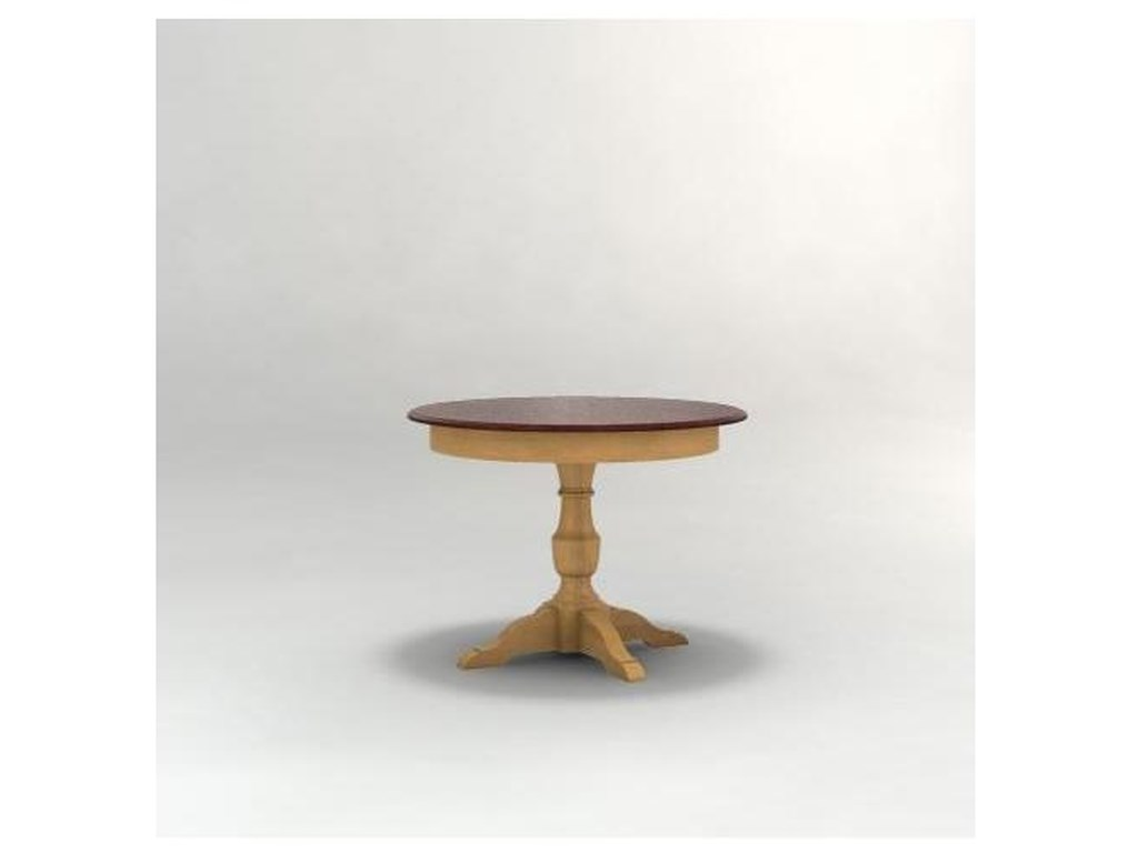 Canadel Custom Dining<b>Customizable</b> Round Table